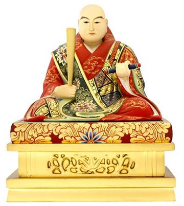 2014年12月14日 日蓮上人像の修復