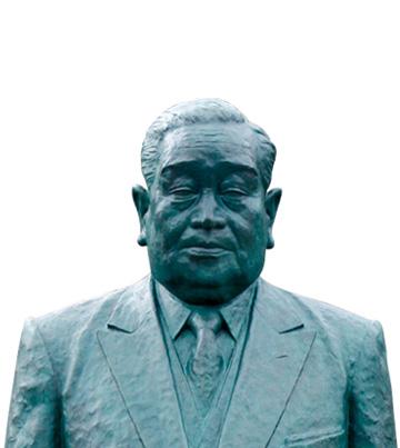 2012年10月25日 銅像のクリーニング