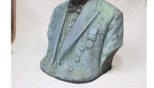 名古屋市銅像修理