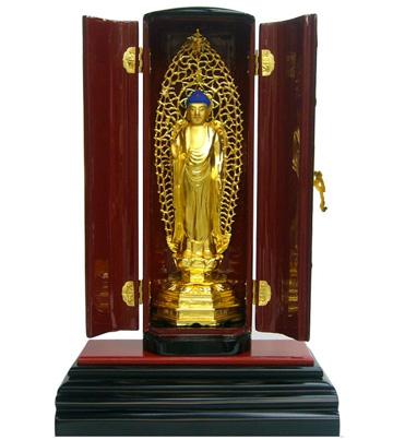 2015年2月5日 阿弥陀如来像の修復