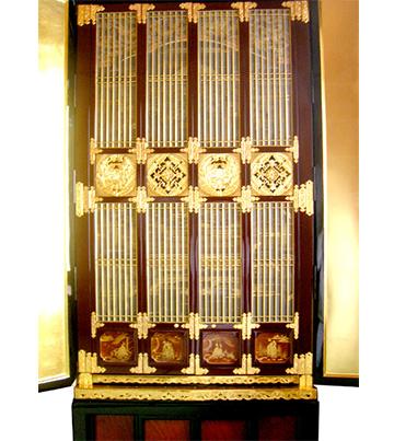 3月10日 金仏壇のクリーニング