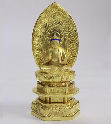 2017年 仏像の修復